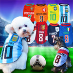 Football Dog clothes