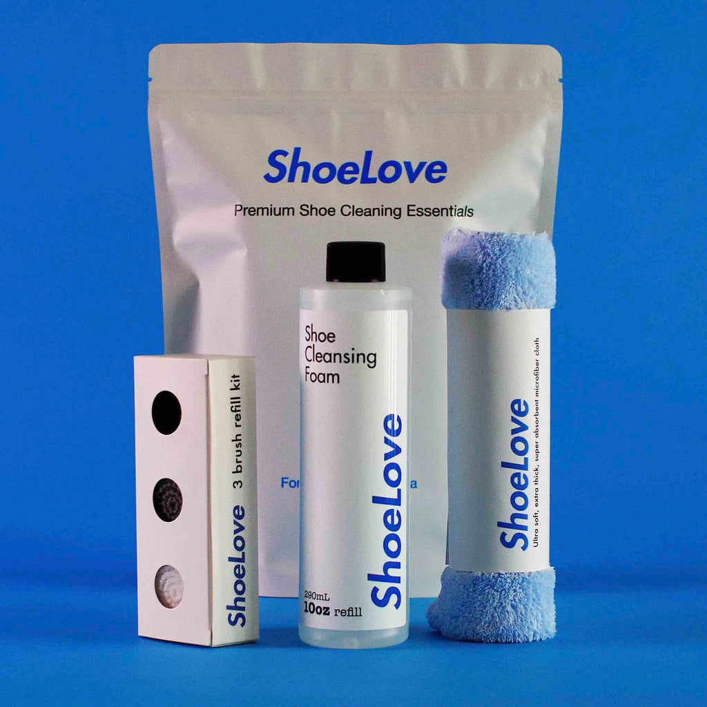 ShoeLove Deluxe Refill Kit