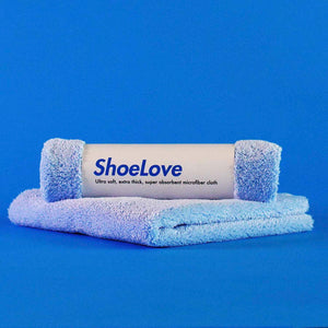 ShoeLove Ultra Soft Microfiber Cloth
