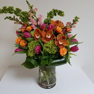 Tall Colorful Arrangement