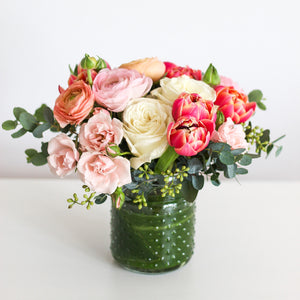 Mother's Day Low Lush Arrangement