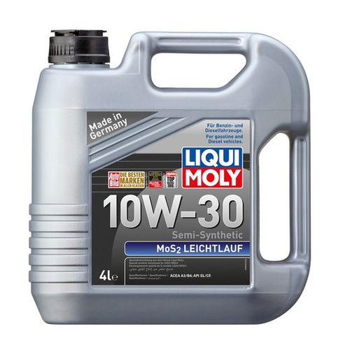 10W-30 Liqui Moly  Semi Synthetic