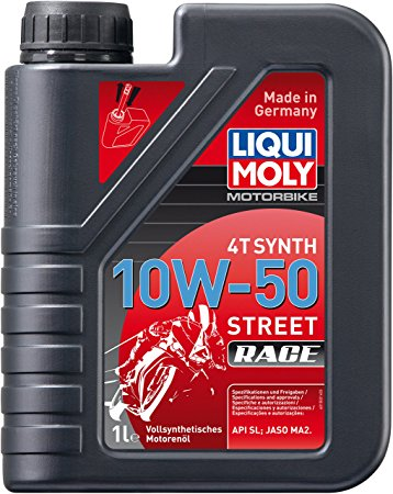 Liqui Moly 10W-50 Fully Synthetic