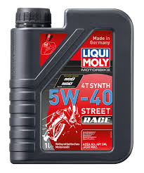 Liqui Moly 5W-40 Fully Synthetic