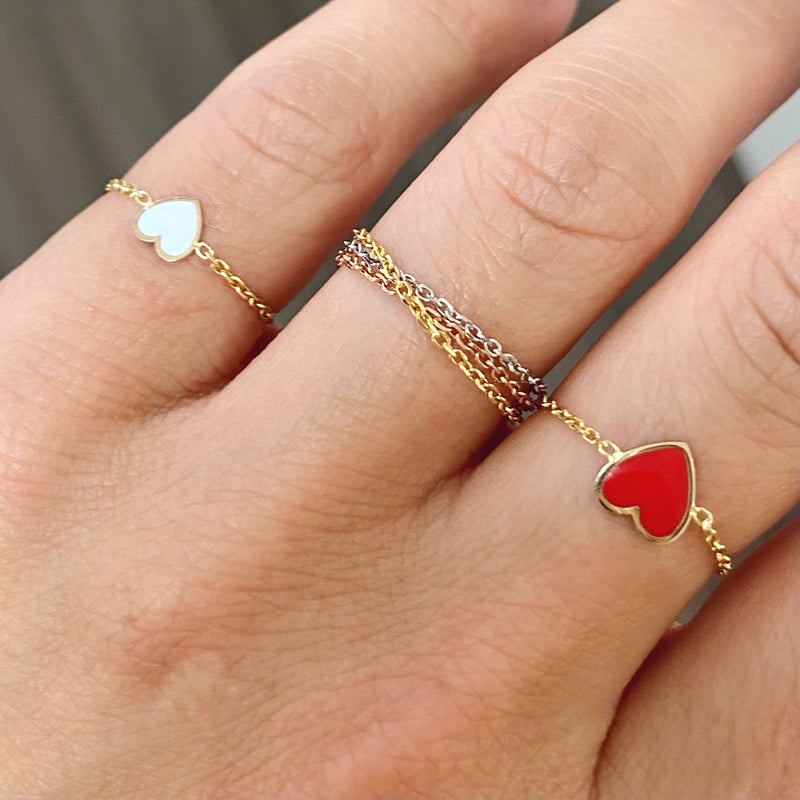 Basic Chain Ring Trio