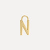 Bobby Pin with Letter