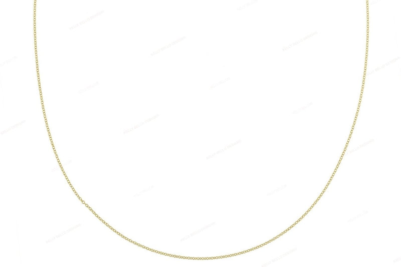 Basic Chain Necklace - Kelly Bello Design