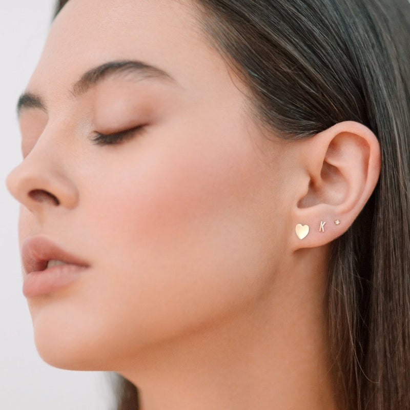 Micro Diamond Studs - Kelly Bello Design