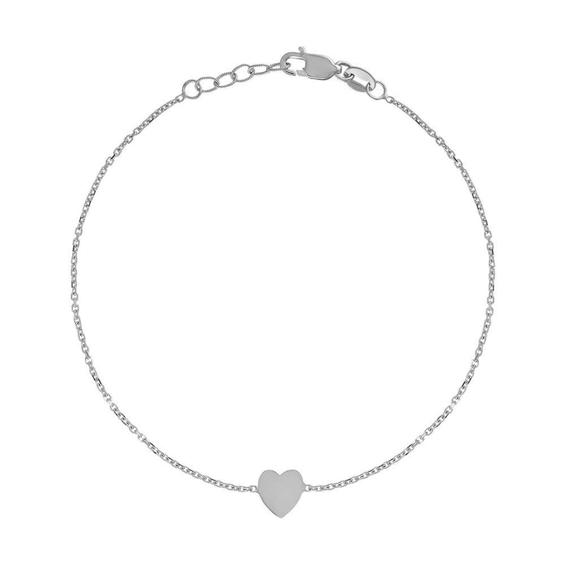 Mini Heart Bracelet - Kelly Bello Design
