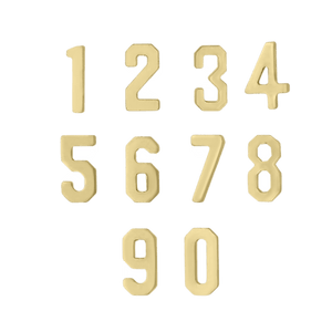 Mini Mini Numbers - Kelly Bello Design