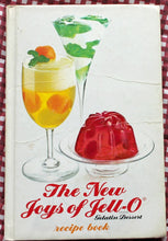 Vintage Jello Cookbook,Jell-O Gelatin Dessert Recipe Book,General Foods Kitchen recipe book,dessert recipe book,jello,kids,