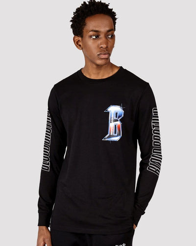Sider T-shirt in Black