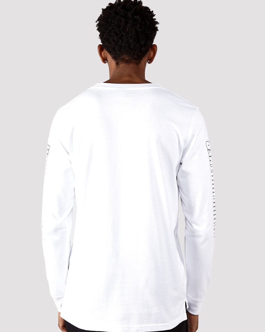 Sider T-shirt in White