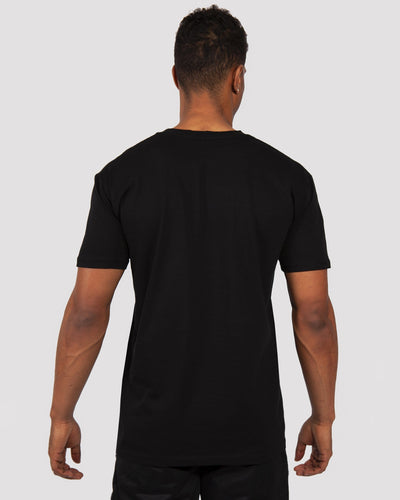 Combustible T-shirt in Black