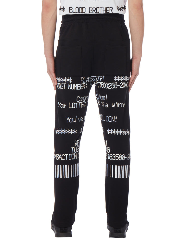 Chase Joggers Black