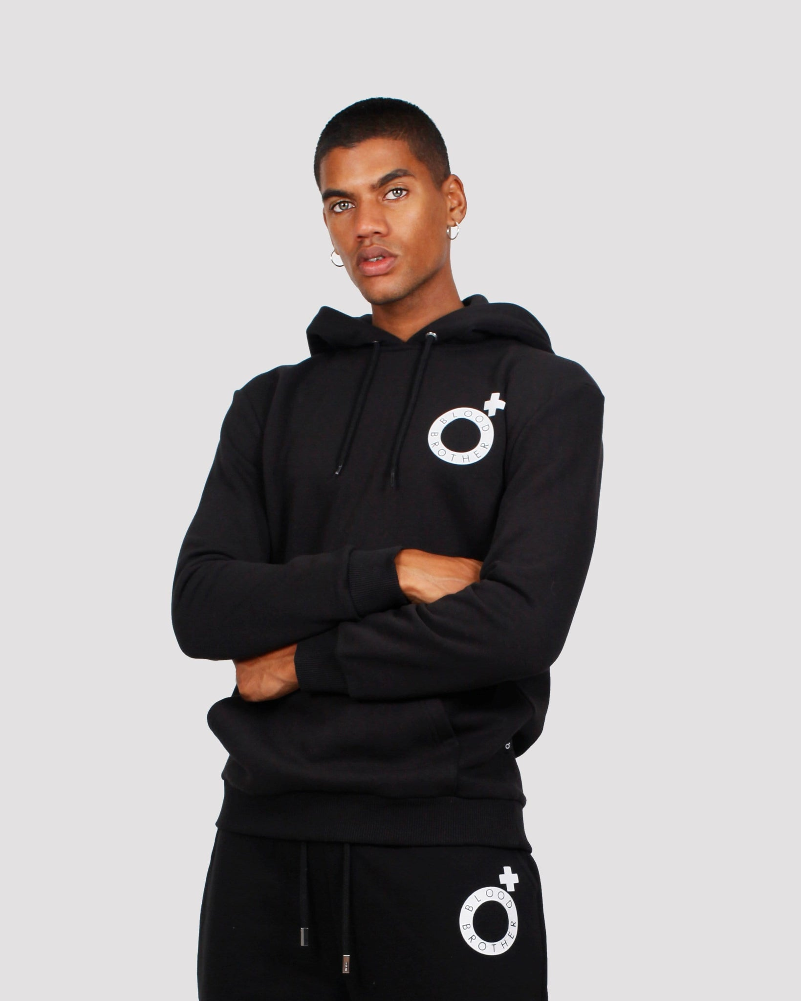 Global Hooded Sweatshirt