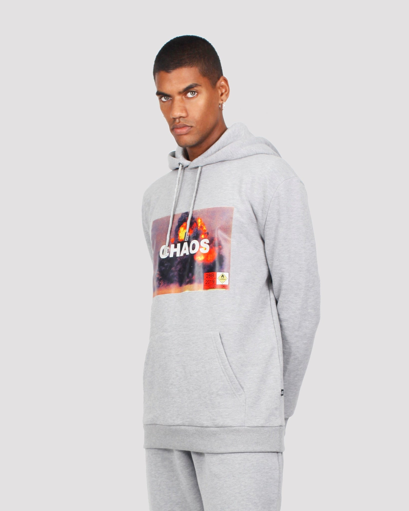 Wordart Hooded Sweatshirt