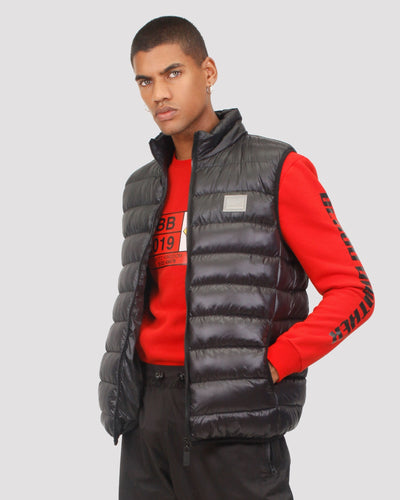 Cozz Puffer Gilet - Blood Brother