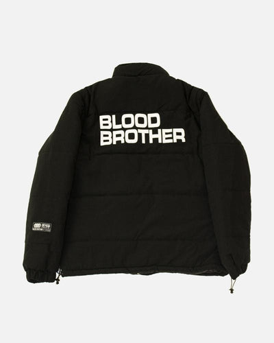 Manor Puffer - Black