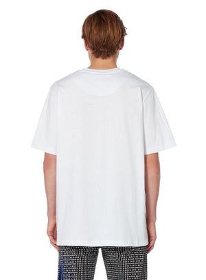 Paper T-Shirt In White