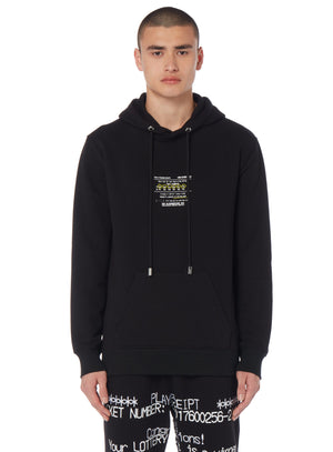 Result Hoody Black