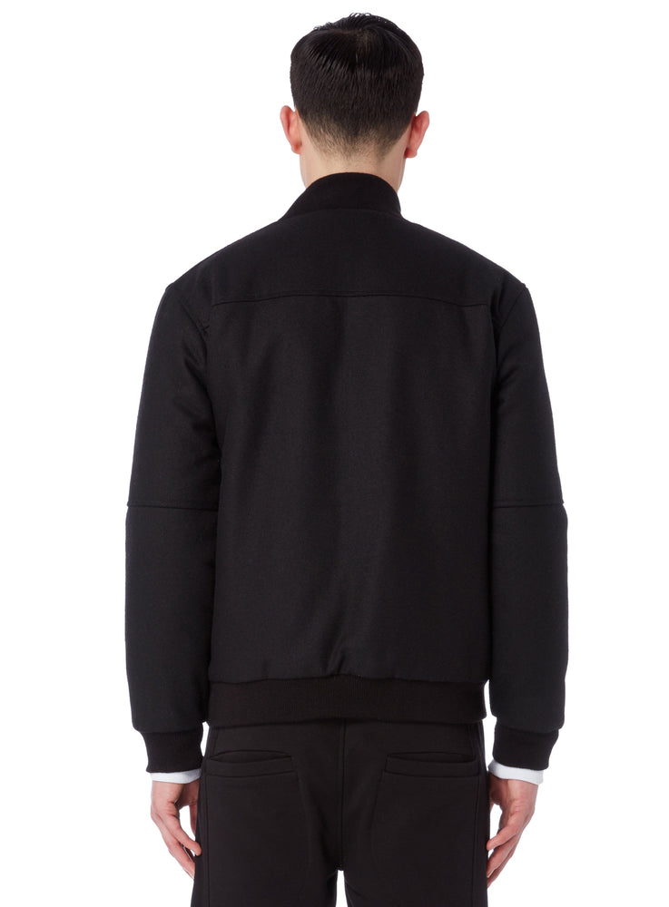 Stack Jacket Black
