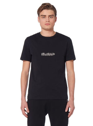 Twenty T-Shirt In Black