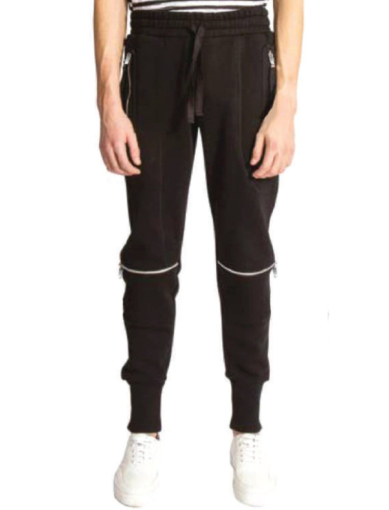 Vision Joggers in Black