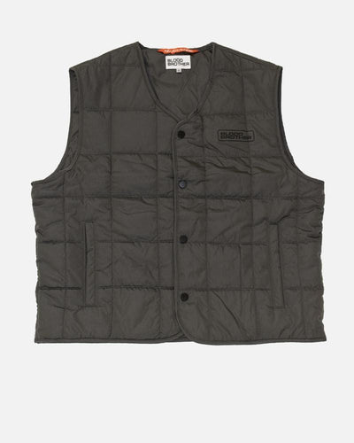 Warren Quilted Gillet -  Putty
