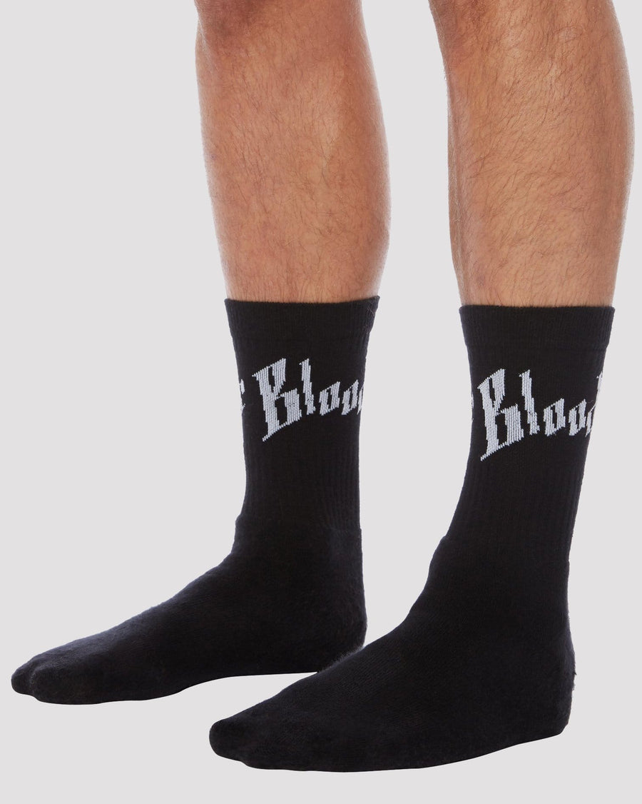 Toby Socks in Black