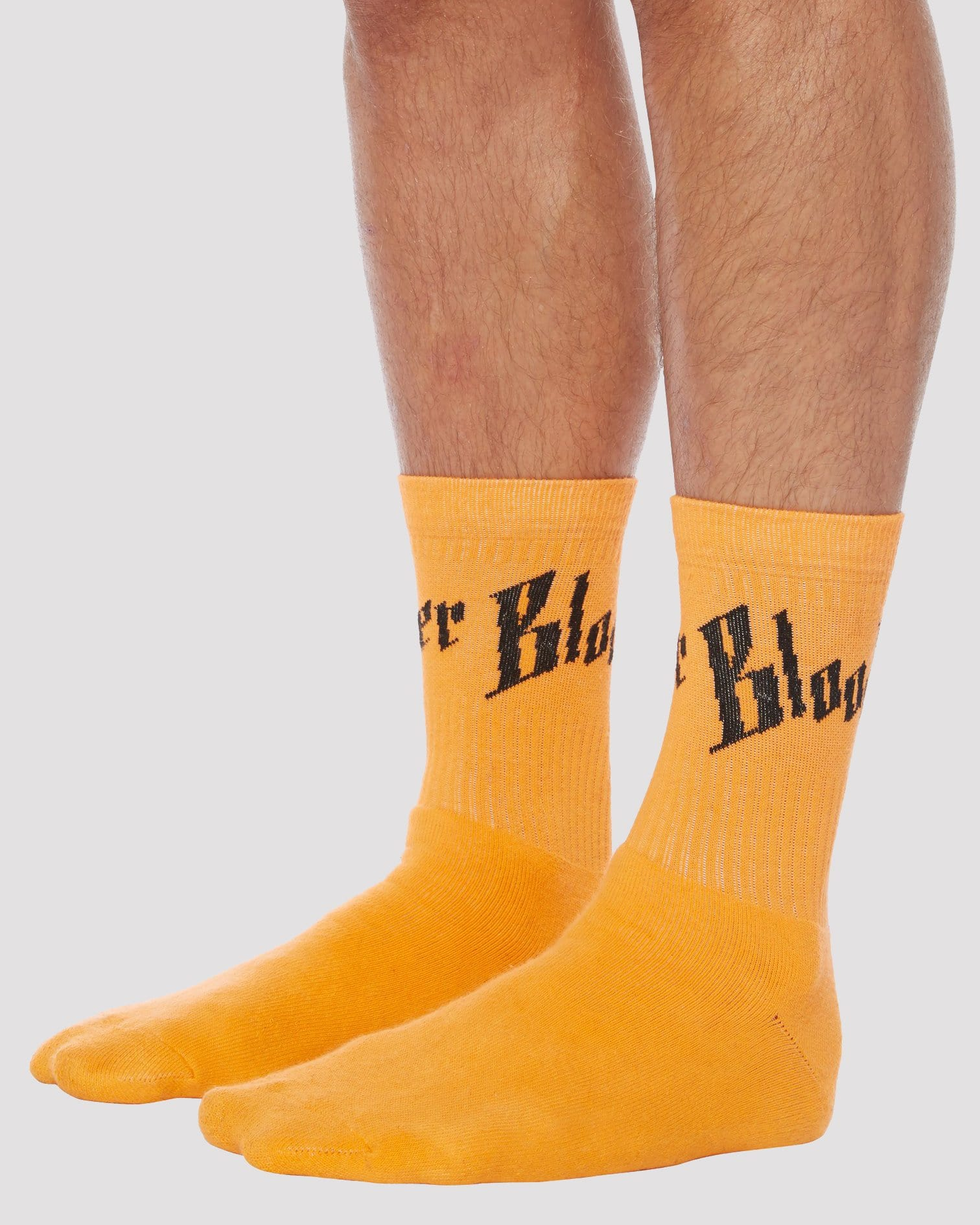 Toby Socks in Orange