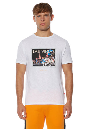 Vegas T-Shirt in White