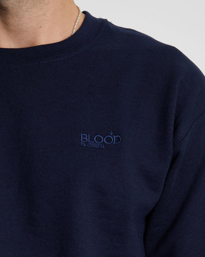 Waiver Sweatshirt - Blood Brother