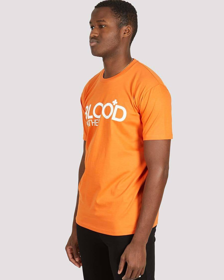 Trademark T-shirt in Orange