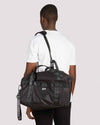 Track Hip bag in Black