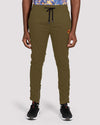 Lucas Trousers in Khaki