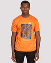 Take the Ride T-shirt in Orange