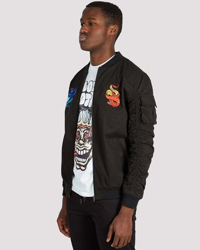 Lockhart Jacket in Black