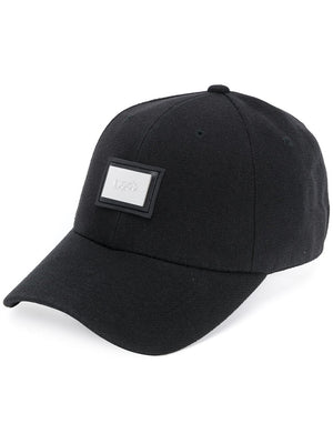 Plaque Cap in Black