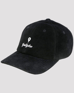 Pin Point Suede Cap