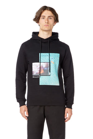 Chill Hoodie in Black