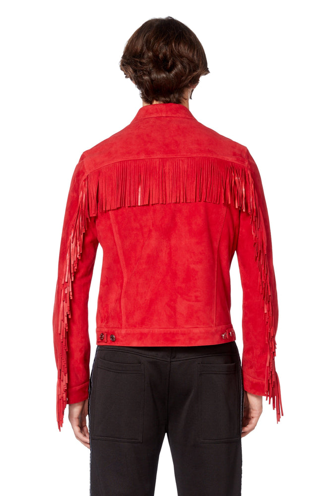 Emulator Jacket in Red