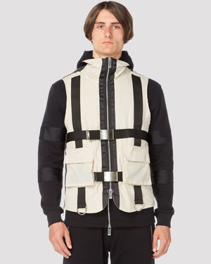 Four Dials Gilet in Oatmeal