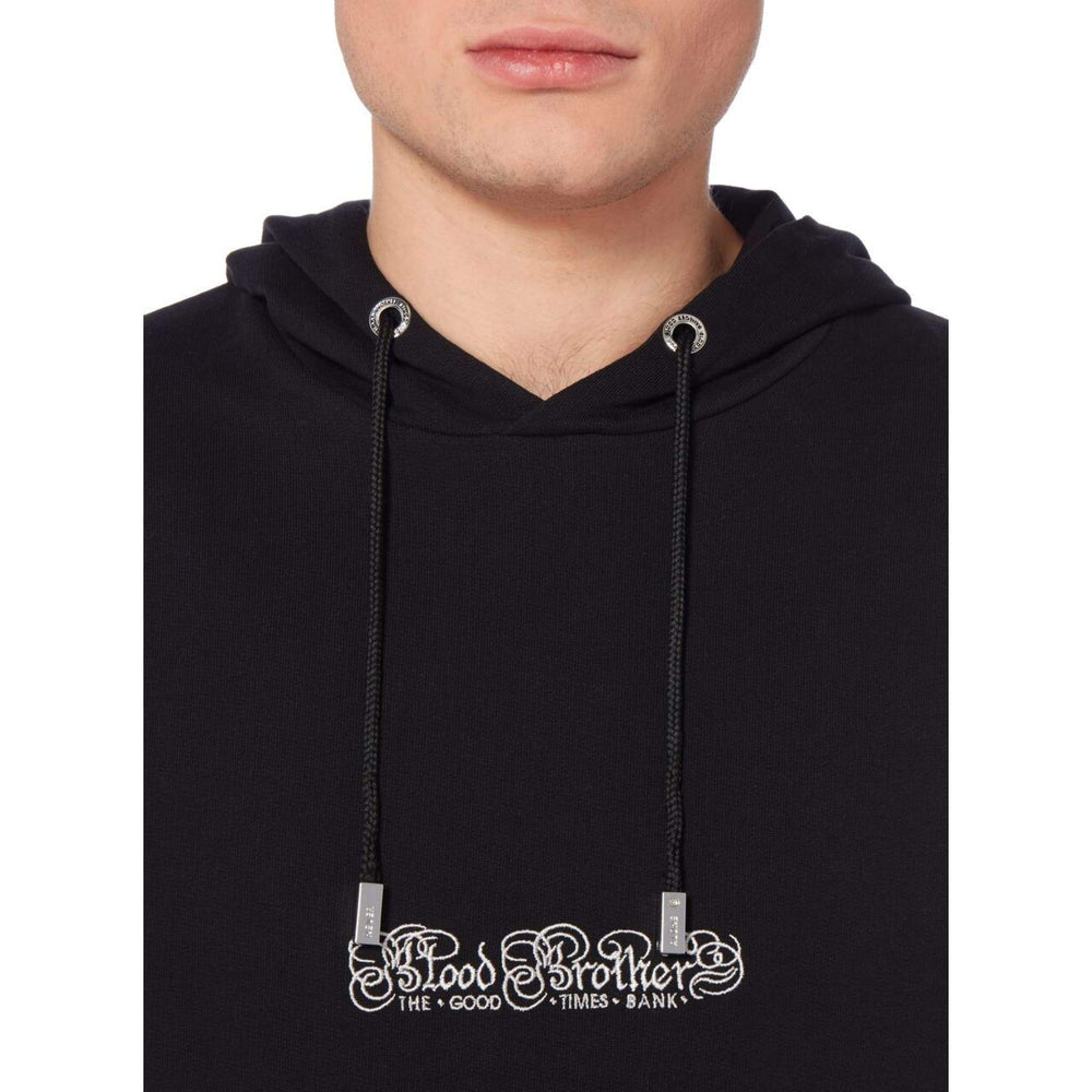 Fraud Hoody In Black - 60% Off Sale - Hoody