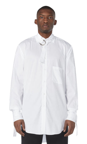 Immersion Shirt in White