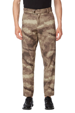 Motion Trouser in Khaki
