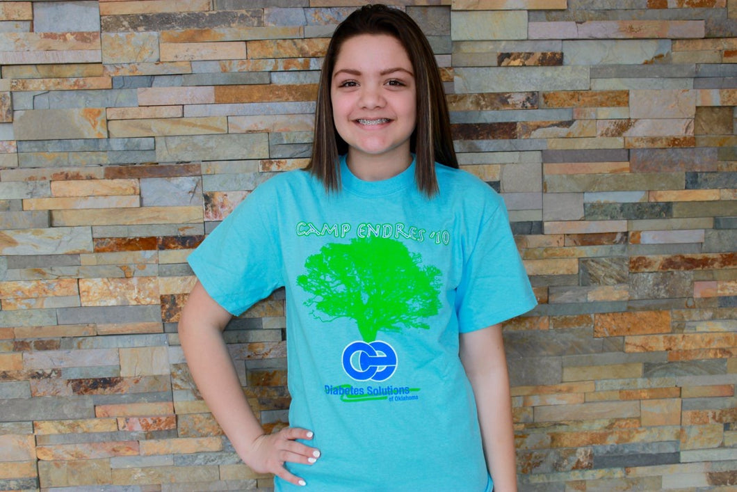 Camp Endres 2010 Tree Shirt