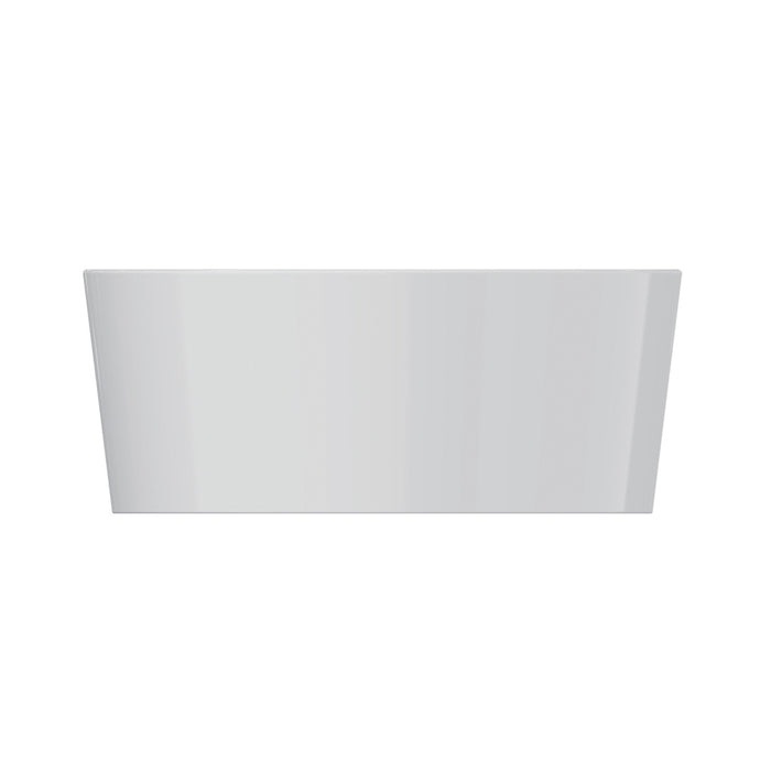 "Wilshire 59"" Round Acrylic Tub with Integral Drain and Overflow"