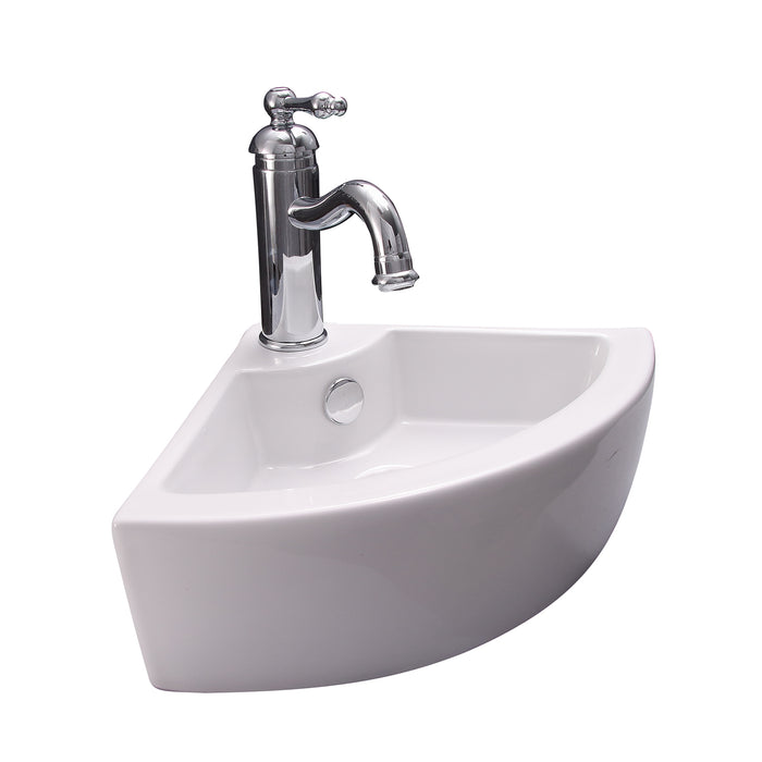 Culver Corner Wall-Hung Basin