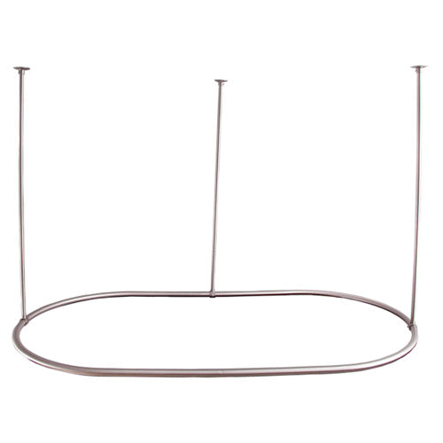 "36"" Oval Shower Curtain Ring"